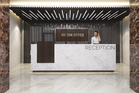 HILTON OFFICE